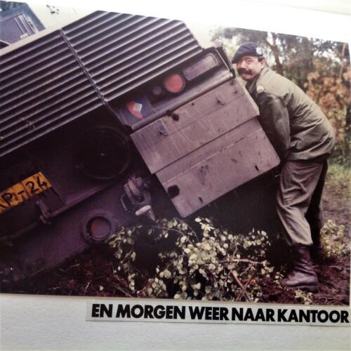 1982 A Esk 103 Verkbat Leop II Vast en zeker Fotoalbum Pedro Haans 3
