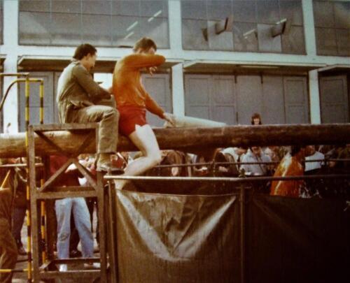 1982 SSV Esk 103 Verkbat Ouderweekend o.a. Wmr I Edu Vieane Inz. Jan Cremers