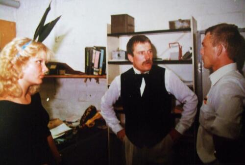 1982 SSV Esk 103 Verkbat Ouderweekend. Inz. Jan Cremers 10