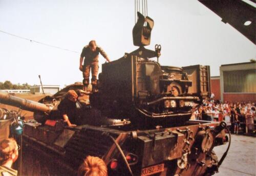 1982 SSV Esk 103 Verkbat Ouderweekend. Inz. Jan Cremers 28