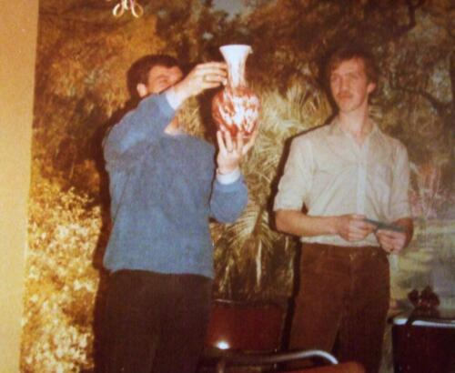 1982 SSV Esk 103 Verkbat Ouderweekend. Inz. Jan Cremers 29