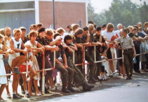1982 SSV Esk 103 Verkbat Ouderweekend. Inz. Jan Cremers 5