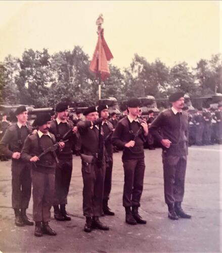 1983 103 Verkbat Beediging li Wmr I Edu Vieane Re C Elnt Ad Koevoets St dr Aooi Jan Broere
