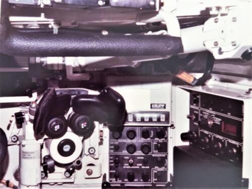 1983 1984 A Esk 103 Verkbat 3. Interieur Leop II Lichting 83 5 Foto Nicky van Nimwegen 1
