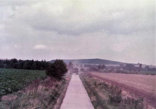 1983 1984 A Esk 103 Verkbat Opn oef. voorwaarts in Groen Geel of Rood. Foto Nicky van Nimwegen