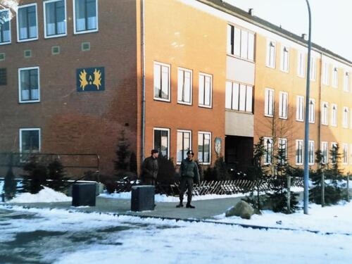 1983 1984 A esk 103 Verkbat EC Ritm vd Aker. Oefeningen en schietseries. Inz. Paul VdF Mulder 17