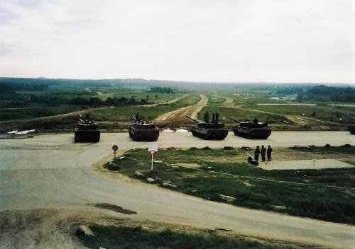 1983 1984 A esk 103 Verkbat EC Ritm vd Aker. Oefeningen en schietseries. Inz. Paul VdF Mulder 4