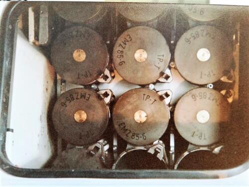 1983 1984 A esk 103 Verkbat EC Ritm vd Aker. Oefeningen en schietseries. Inz. Paul VdF Mulder 9
