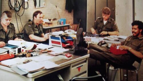 1983 1986 SSV Esk 103 Verkbat Onh Pel. Inzender Jan Cremers 4