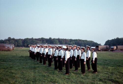 1983 1987 103 Verkbat Treffen met 3e Aufkl Batt 3 Inz. Wmr I Jan Pol 7