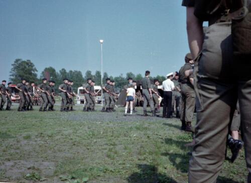 1983 1987 103 Verkbat Treffen met 3e Aufkl Batt 3 Inz. Wmr I Jan Pol 8