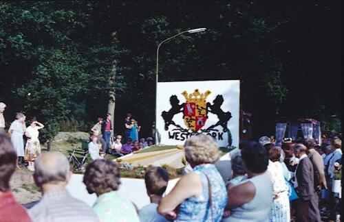 1983 1987 103 Verkbat Treffen met 3e Aufkl Batt 3 Inz. Wmr I Jan Pol 9
