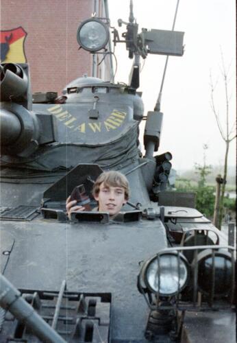 1983 1987 41 ZVE Seedorf de oude vertrouwde AMX