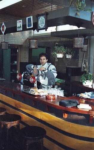 1983 1987 B Esk 103 Verkbat Barman Inz. Wmr I Jan Pol Stade