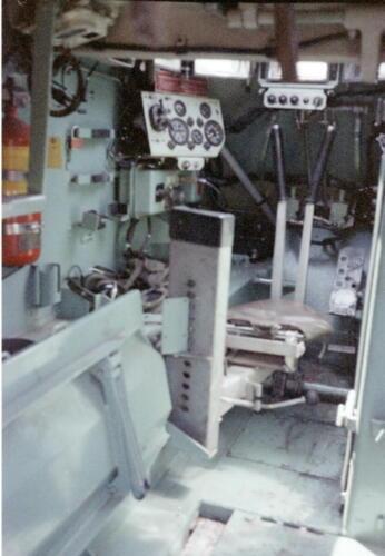 1983 1987 B Esk 103 Verkbat Bestuurderscompartiment Inz. Wmr I Jan Pol