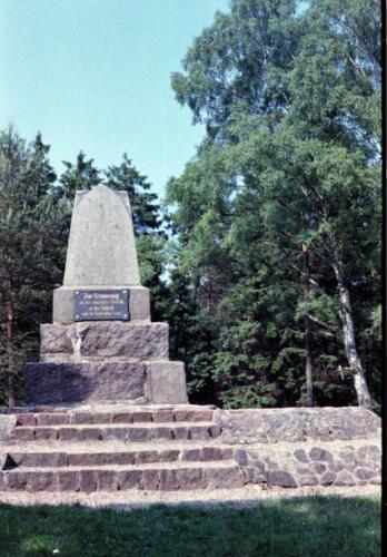 1983 1987 B Esk 103 Verkbat Bezoek Bergen Belsen Inz. Wmr I Jan Pol 10
