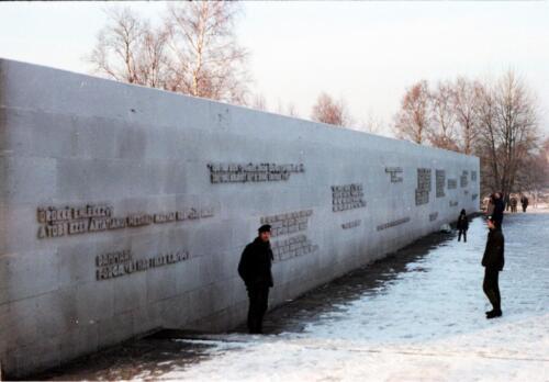 1983 1987 B Esk 103 Verkbat Bezoek Bergen Belsen Inz. Wmr I Jan Pol 13