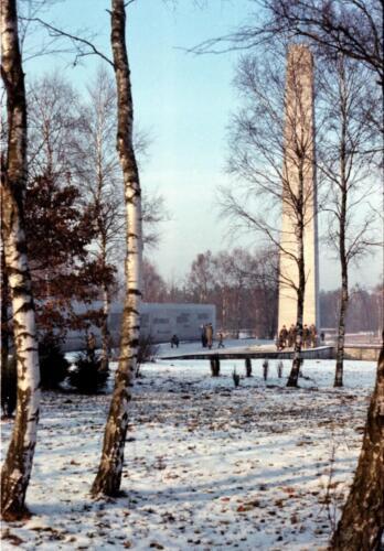 1983 1987 B Esk 103 Verkbat Bezoek Bergen Belsen Inz. Wmr I Jan Pol 14