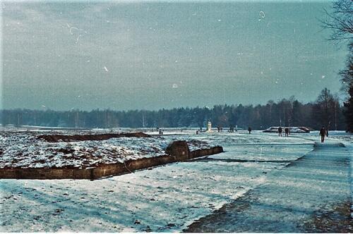 1983 1987 B Esk 103 Verkbat Bezoek Bergen Belsen Inz. Wmr I Jan Pol 17
