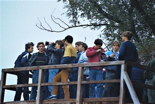1983 1987 B Esk 103 Verkbat Bezoek IDG IJzeren gordijn. Inz. Wmr I Jan Pol 17