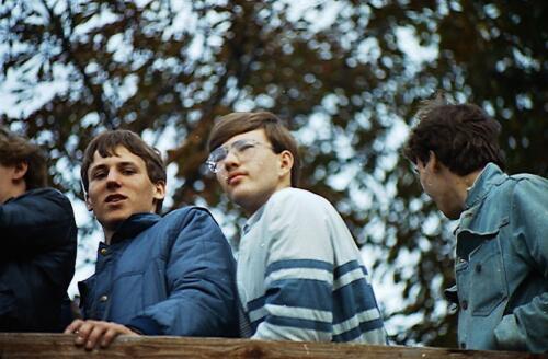 1983 1987 B Esk 103 Verkbat Bezoek IDG IJzeren gordijn. Inz. Wmr I Jan Pol 19