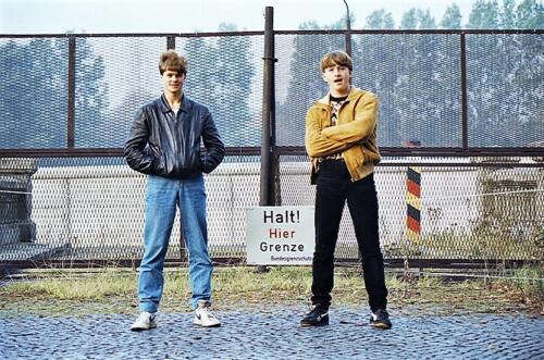 1983 1987 B Esk 103 Verkbat Bezoek IDG IJzeren gordijn. Inz. Wmr I Jan Pol 21