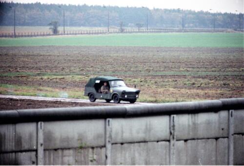 1983 1987 B Esk 103 Verkbat Bezoek IDG IJzeren gordijn. Inz. Wmr I Jan Pol 6