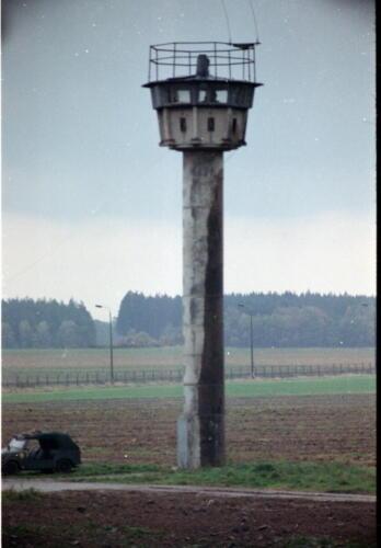 1983 1987 B Esk 103 Verkbat Bezoek IDG IJzeren gordijn. Inz. Wmr I Jan Pol 9