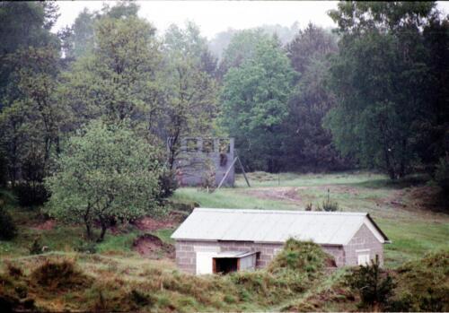 1983 1987 B Esk 103 Verkbat Boeselager Hindernisbaan ook die in Seedorf. Inz. Wmr I Jan Pol 18