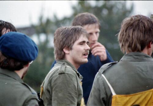 1983 1987 B Esk 103 Verkbat Boeselager wedstrijden Fysieke testen Hardloopparcours. Inz. Wmr I Jan Pol jpg 24.