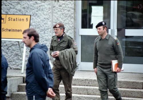 1983 1987 B Esk 103 Verkbat Boeselager. C 1LK Lgen Loos. Inz. Wmr I Jan Pol