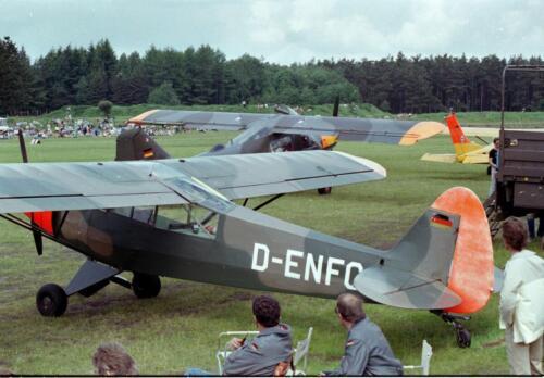 1983 1987 B Esk 103 Verkbat Boeselager. Luchtshow. Inz. Wmr I Jan Pol 13