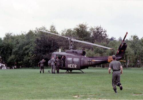 1983 1987 B Esk 103 Verkbat Boeselager. Luchtshow. Inz. Wmr I Jan Pol 17