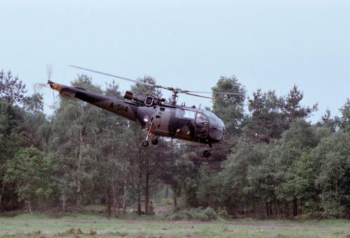 1983 1987 B Esk 103 Verkbat Boeselager. Luchtshow. Inz. Wmr I Jan Pol 18