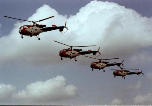1983 1987 B Esk 103 Verkbat Boeselager. Luchtshow. Inz. Wmr I Jan Pol 2