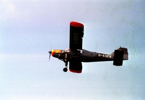 1983 1987 B Esk 103 Verkbat Boeselager. Luchtshow. Inz. Wmr I Jan Pol 4