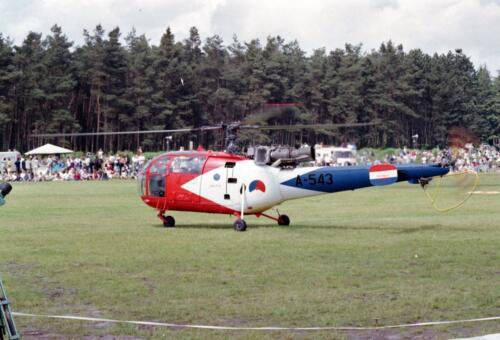 1983 1987 B Esk 103 Verkbat Boeselager. Luchtshow. Inz. Wmr I Jan Pol 6