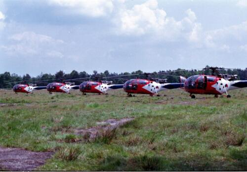 1983 1987 B Esk 103 Verkbat Boeselager. Luchtshow. Inz. Wmr I Jan Pol 8