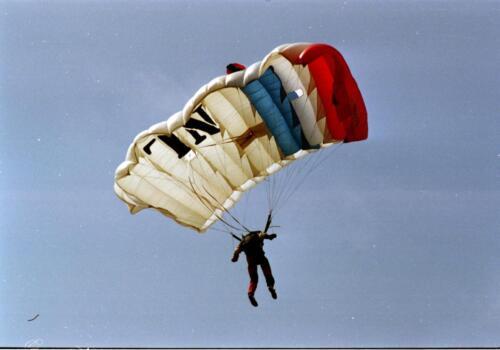 1983 1987 B Esk 103 Verkbat Boeselager. Luchtshow. Inz. Wmr I Jan Pol 9
