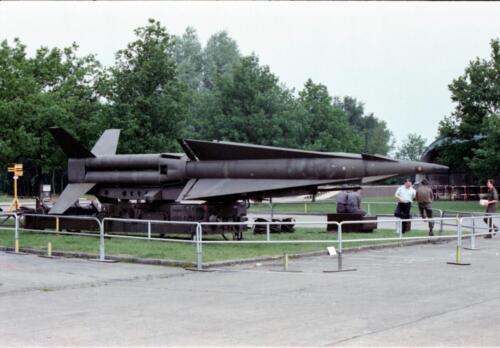 1983 1987 B Esk 103 Verkbat Boeselager. Materieel show. Inz. Wmr I Jan Pol 12