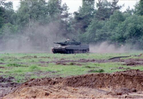 1983 1987 B Esk 103 Verkbat Boeselager. Materieel show. Inz. Wmr I Jan Pol 18