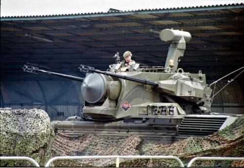 1983 1987 B Esk 103 Verkbat Boeselager. Materieel show. Inz. Wmr I Jan Pol 19