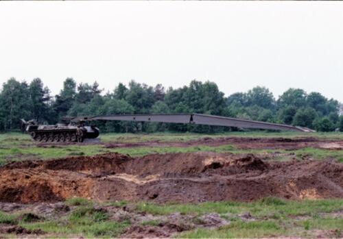 1983 1987 B Esk 103 Verkbat Boeselager. Materieel show. Inz. Wmr I Jan Pol 3