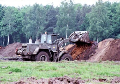 1983 1987 B Esk 103 Verkbat Boeselager. Materieel show. Inz. Wmr I Jan Pol 9