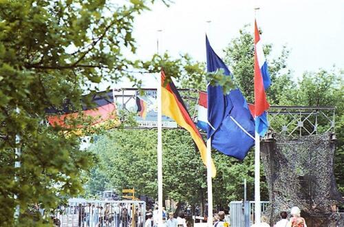1983 1987 B Esk 103 Verkbat Boeselager. Overig Boeselager. Inz. Wmr I Jan Pol 1
