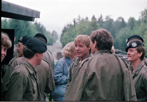 1983 1987 B Esk 103 Verkbat Boeselager. Overig Boeselager. Inz. Wmr I Jan Pol 10