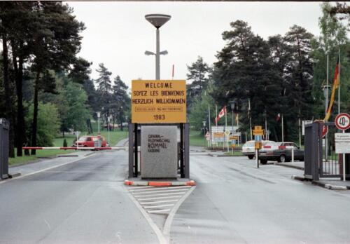 1983 1987 B Esk 103 Verkbat Boeselager. Overig Boeselager. Inz. Wmr I Jan Pol 12