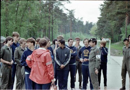 1983 1987 B Esk 103 Verkbat Boeselager. Overig Boeselager. Inz. Wmr I Jan Pol 14