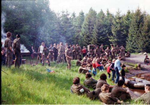 1983 1987 B Esk 103 Verkbat Boeselager. Overig Boeselager. Inz. Wmr I Jan Pol 4