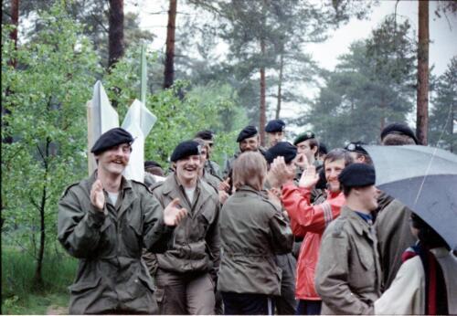 1983 1987 B Esk 103 Verkbat Boeselager. Overig Boeselager. Inz. Wmr I Jan Pol 6